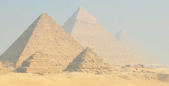 Conversion-Elemente Pyramide