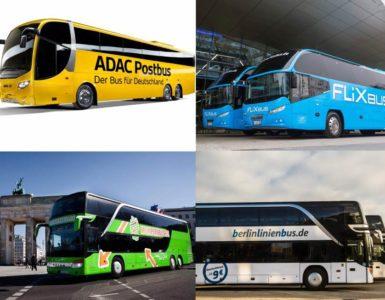Webseiten deutscher Fernbus-Anbieter im SEO-Check