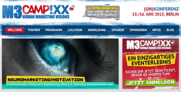 SEO Konferenz Campixx Berlin